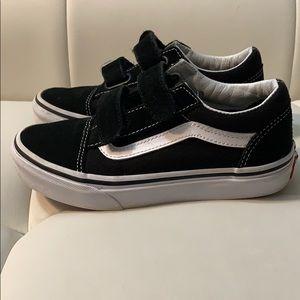 Vans. Size 1 kids